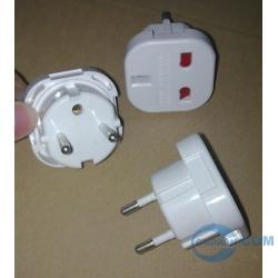 UK TO EU plug adapter