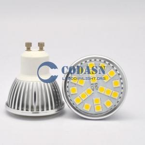 LED SPOT 3W SMD5050 GU10-4