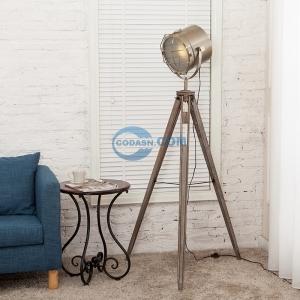 Searchlight Tripod Floor Lamp