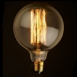 G125 vintage Edison bulb
