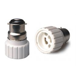 B22-GZ10 lampholder adapter