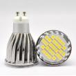 LED SPOT 4.5W SMD5050  GU10-2