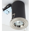 GU10 fire-rated downlight fixture