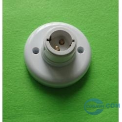 B22 wall lamp holder