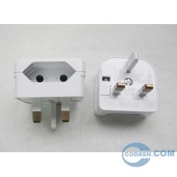 EU TO UK plug adapter