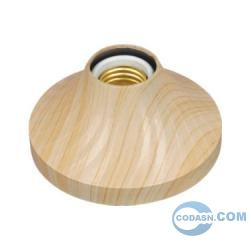 E27 colorful lamp holder