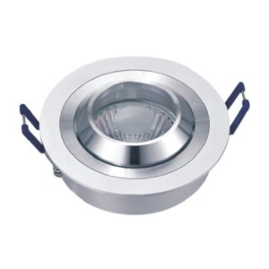 Pure-Alu downlight