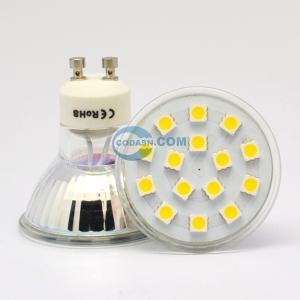 GU10 15SMD5050 lamp(2W)