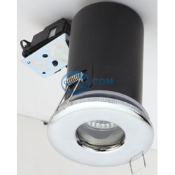 MR16 fire-rated downlight fixture