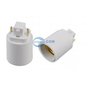 G23 to E27 lamp holder adapter