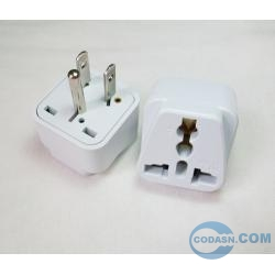 US universal plug adapter