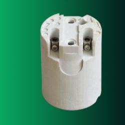 E40 porcelain lamp holder
