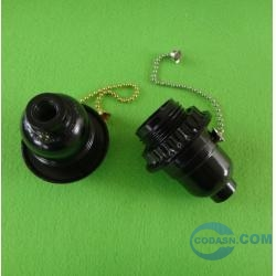 E26 bakelite lamp socket