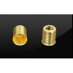 E10 copper lamp holder