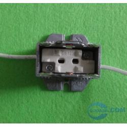 GY9.5 lamp socket
