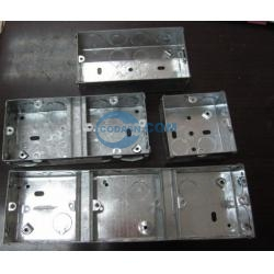 BS4662 metal junction box