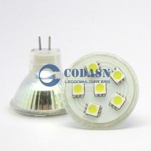 LED SPOT 1W SMD5050 MR11