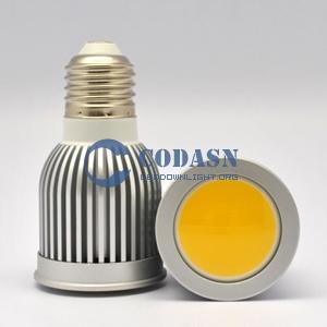 LED SPOT 5W E27 COB