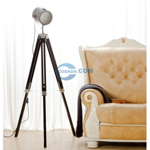 Tripod Floor Lamp searchlight