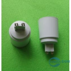 G9 to E27 lamp holder adapter