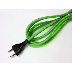 VDE colorful braiding cable