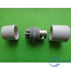 UK B22 bakelite lampholder