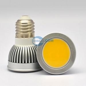 E27 COB 3W spotlight