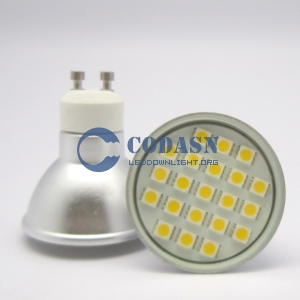 LED SPOT 3W SMD5050 GU10-1