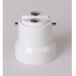 B22 plastic lamp base