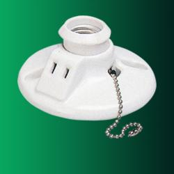 E27 porcelain lamp holder