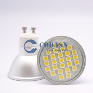 LED SPOT 3.8W SMD5050 GU10-1