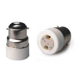 B22-MR16 lampholder adapter