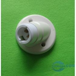 B22 wall lampholder