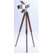 Searchlight Tripod Floor Lamp