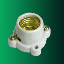 E27 porcelain lamp holder