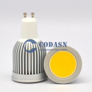 LED SPOT 7W GU10 COB