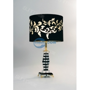 Crystal Table Lamp 6007