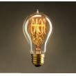 A60 vintage Edison bulb