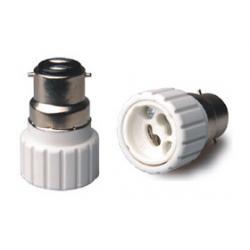 B22-GU10 lampholder adapter
