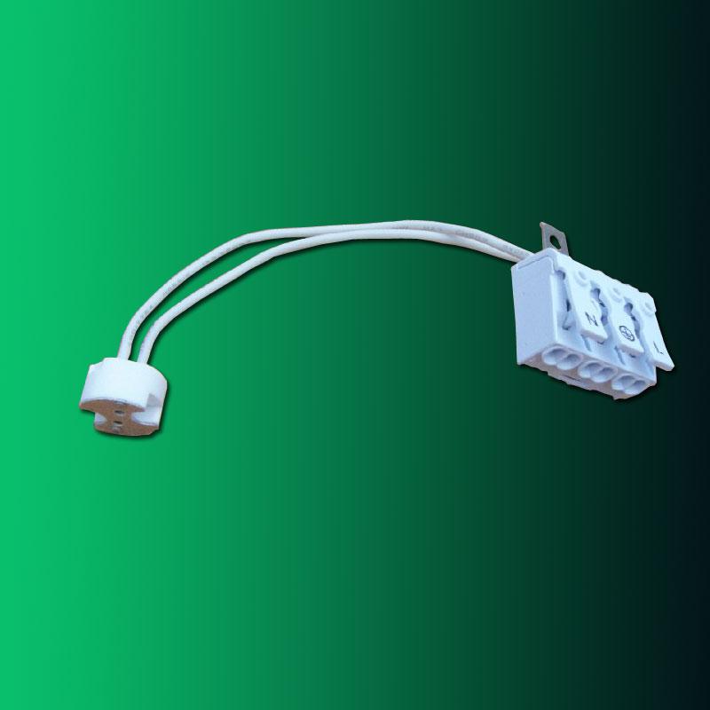 halogen lampholder
