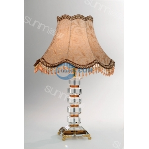 Crystal Table Lamp 6009
