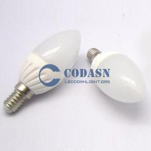 LED BULB COB 4W E14