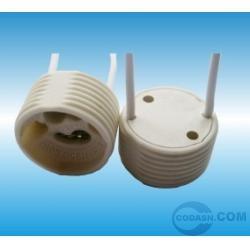 GU10 porcelain lamp holder